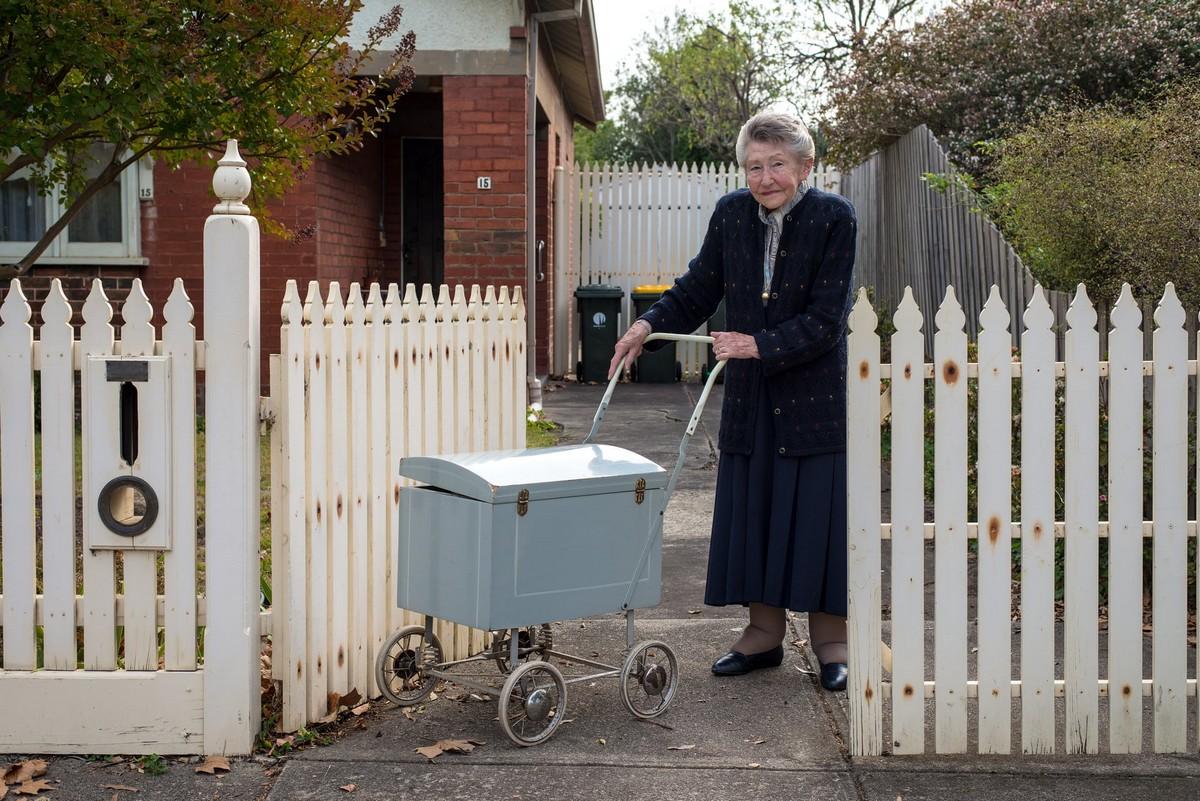 Поиск красоты в пригороде Австралии от Уоррена Кирка