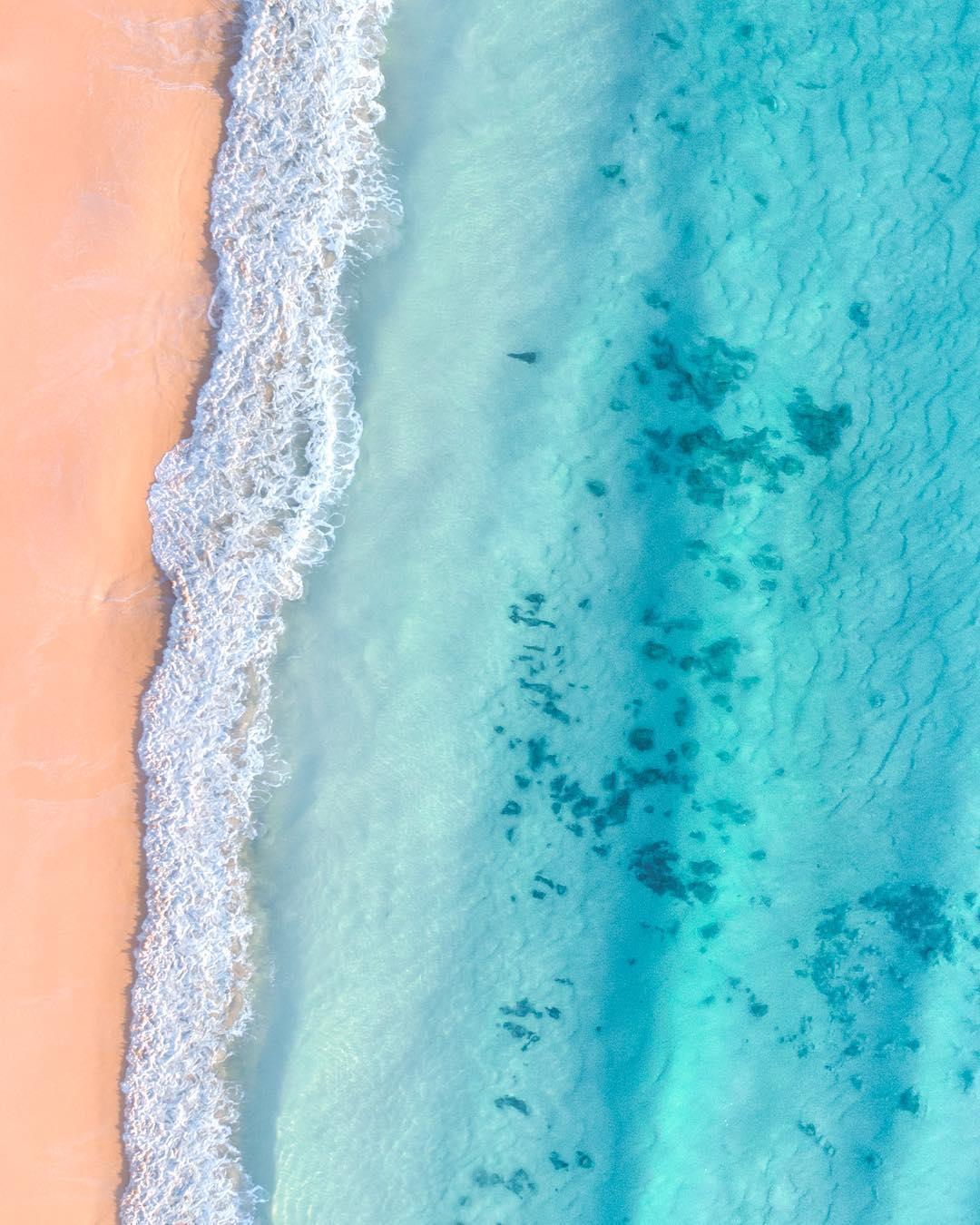 Австралия с высоты на аэрофотоснимках Джима Найта