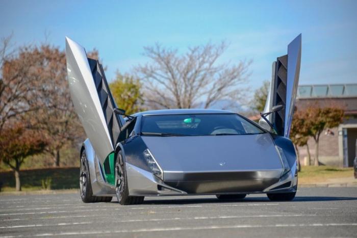 Два суперкара от дизайнера Кена Окуяма