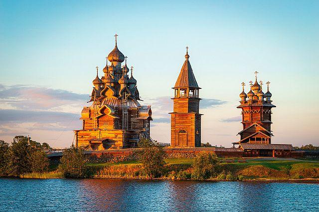 Красивейшие места России по версии иностранцев