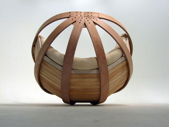 Колыбель - уникальное кресло