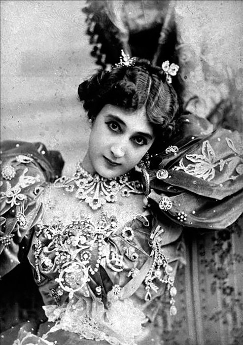 Carolina Otero: a Belle Age híres kurzusza
