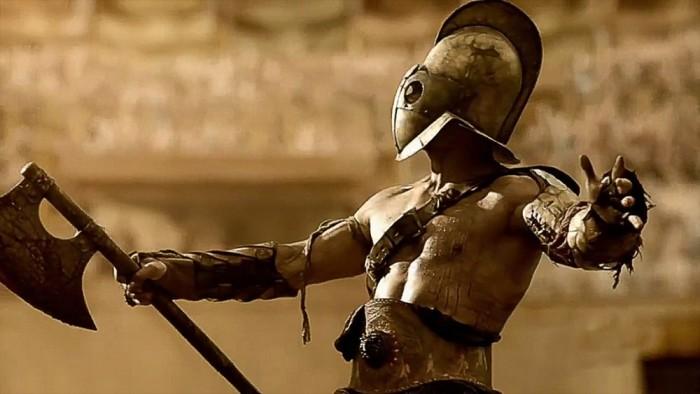 Как умирали гладиаторы