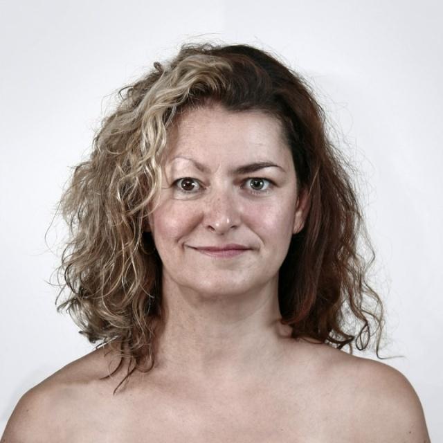 Генетические портреты - необычный фотопроект Ульрика Коллетта