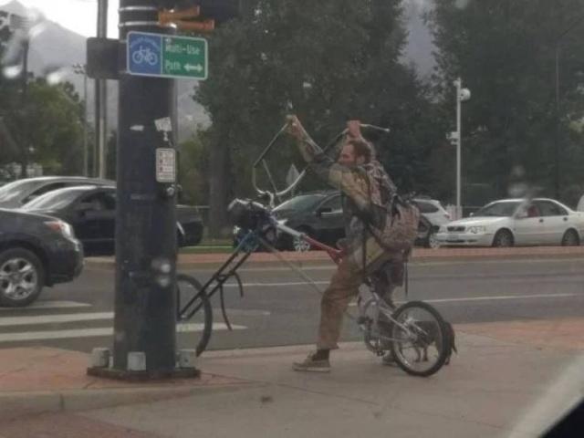 Самые необычные и странные велосипеды