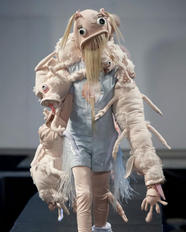 Сумасшедшие наряды, которые совсем не похожи на одежду
