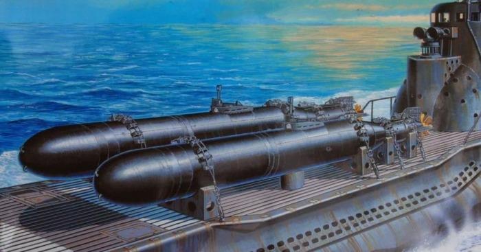 Milyen volt a japán víz alatti kamikaze