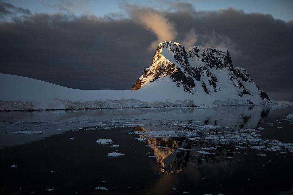 Utazás Antarktiszba a képeken