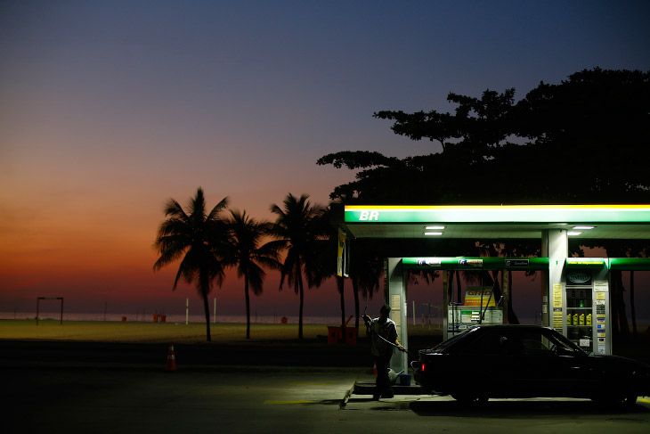 Benzinkutak világszerte