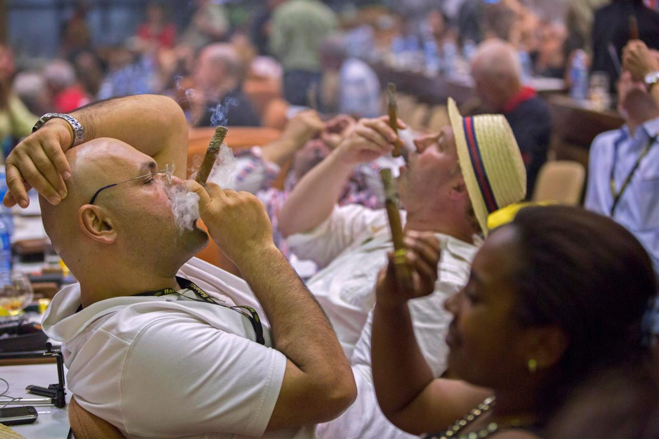 Éves Habanos Fesztivál 2019 Cigar Fiesta Kubában