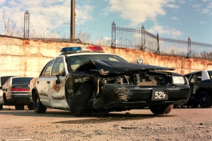 Особенности полицейских автомобилей, которые появились благодаря американцам Авто/Мото