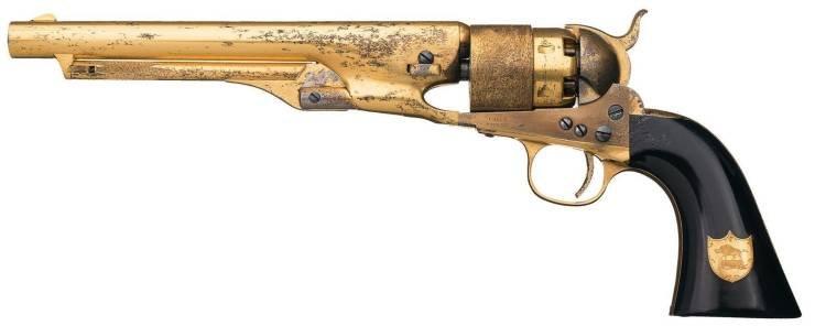 Револьвер Colt Army Model 1860