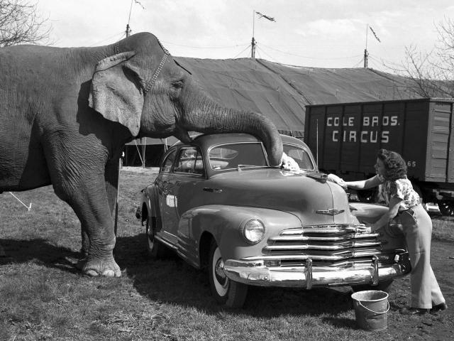 Archív felvételek az amerikai múltból