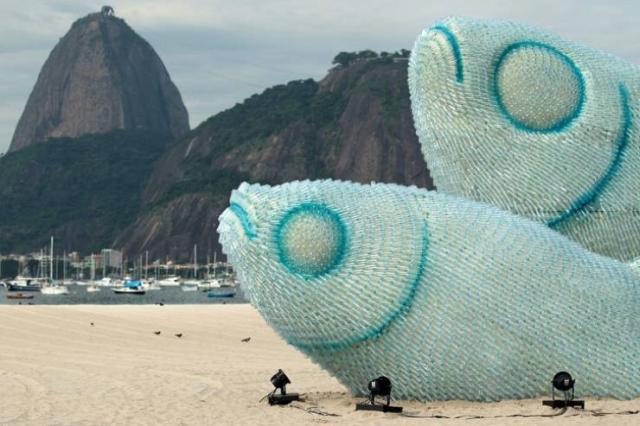 Kreatív és csodálatos szobrok a világ minden tájáról