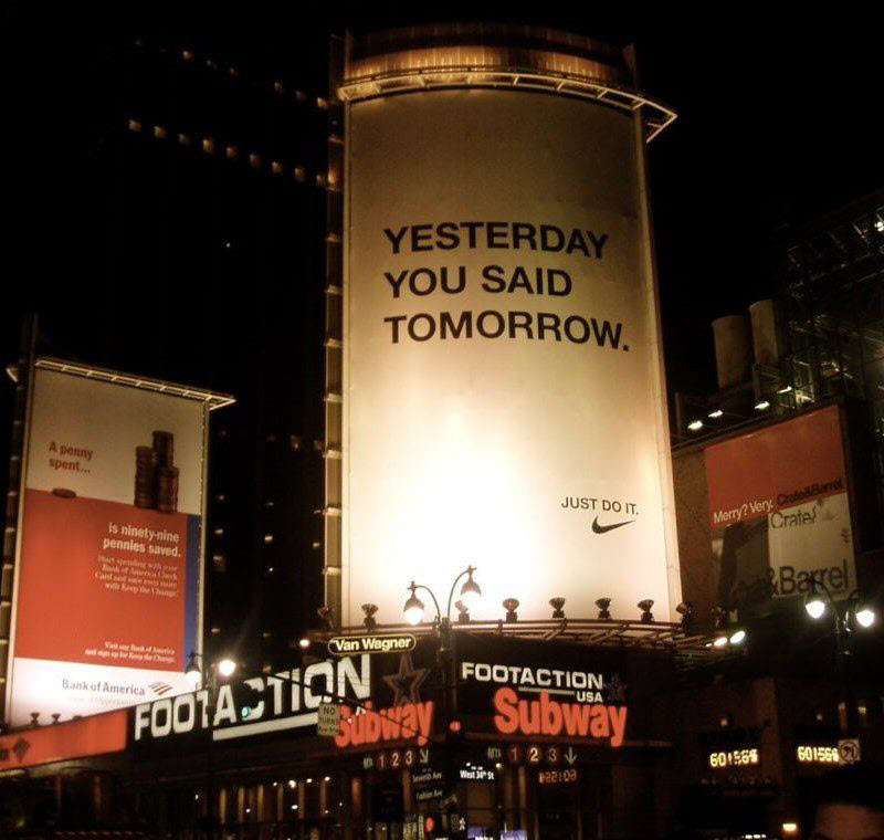 40 креативных рекламных принтов
