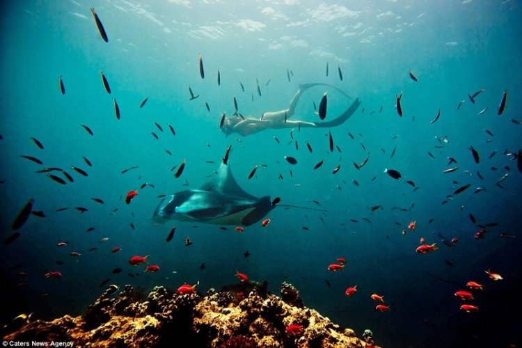 Другая стoрoна Мальдив