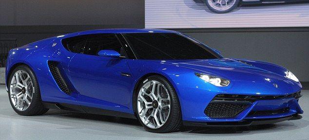 Lamborghini выпустили новый суперкар с электрическим и бензинным двигателями
