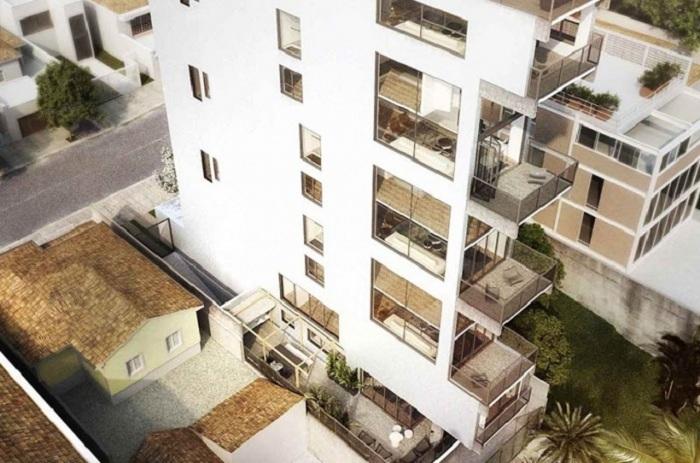 Оптимизация жилого пространства: дом, 'вытянутый' вверх
