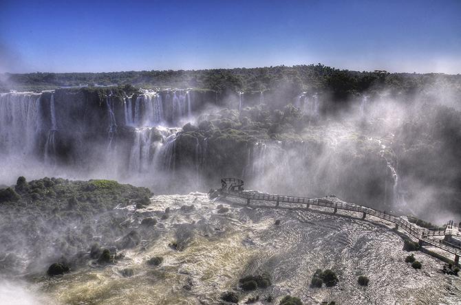 Рейтинг самых зрелищных смотровых площадок в мире