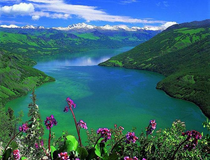 Самые известные озера, в которых обитают чудовища