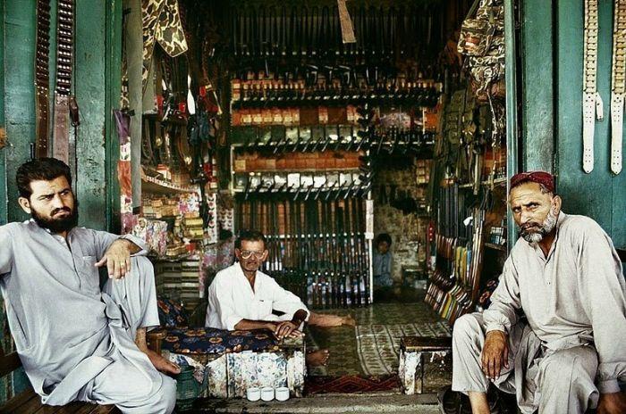 Самый распространенный бизнес в одном пакистанском городе