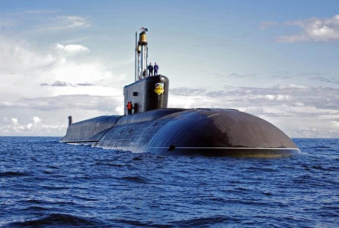 10 крупнейших подводных флотов в мире