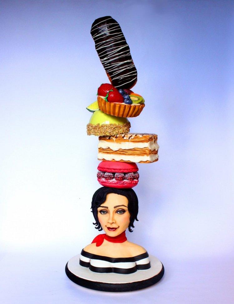 Мультикультурное искусство выпечки тортов