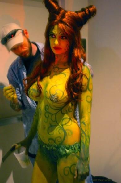 Самые сексуальные наряды на Хэллоуин