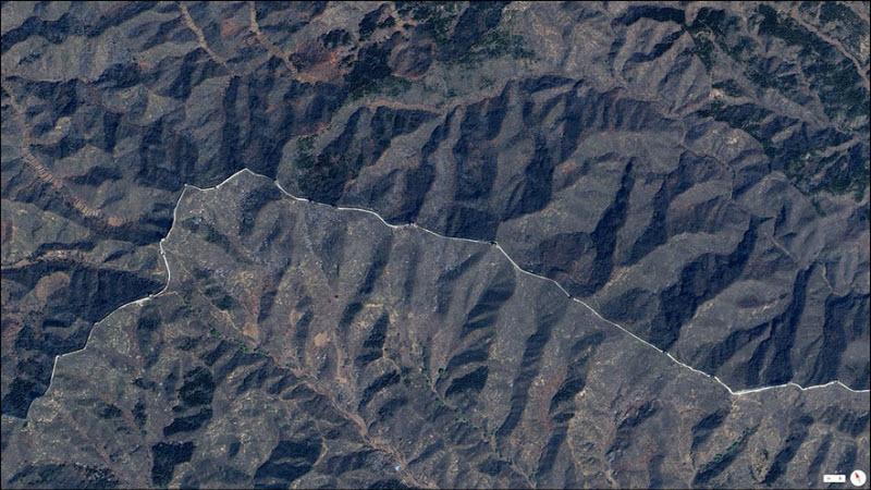 Спутниковые снимки, позволяющие по-новому взглянуть на нашу планету