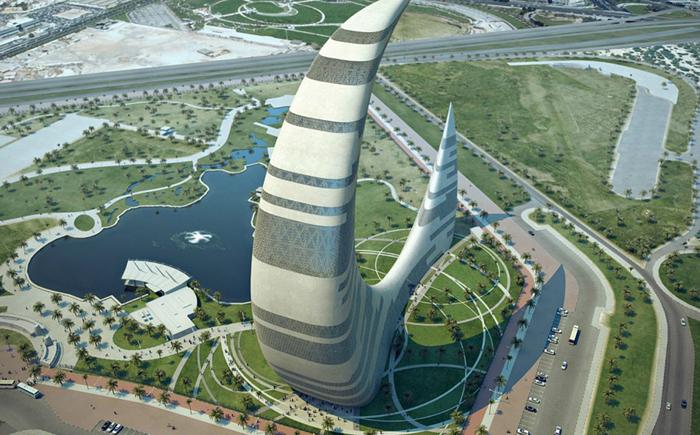 Архитектура будущего: самые невероятные здания