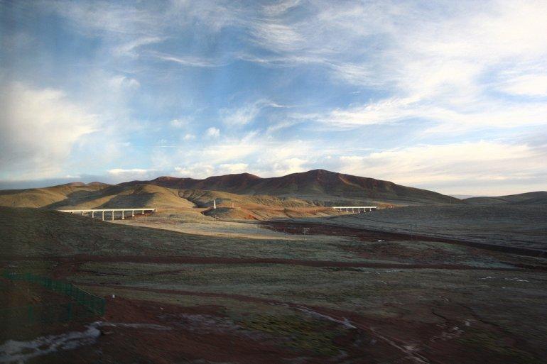 Цинхай-Тибет: самая высокая железная дорога