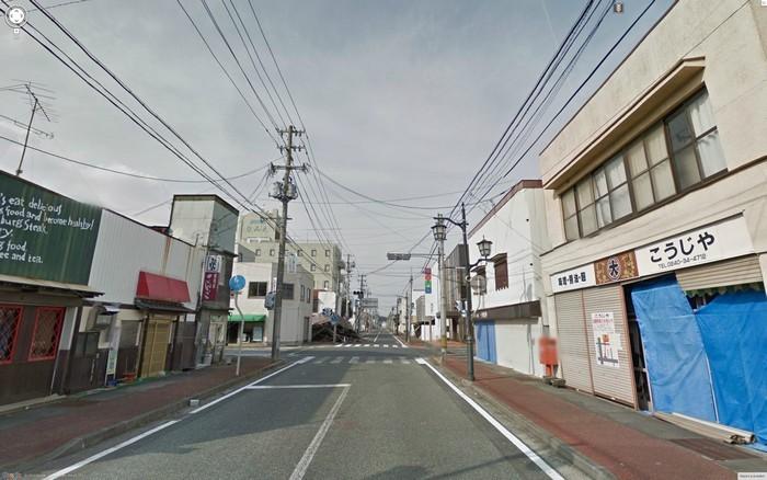 Где можно побывать при помощи Google Street View