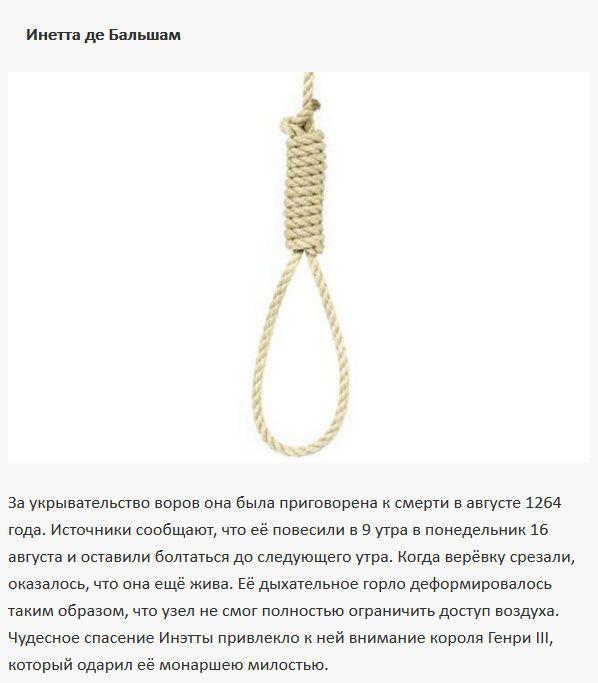 Люди, перехитрившие смерть