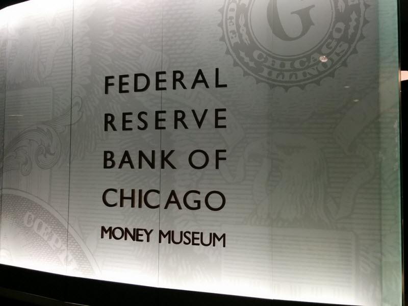 Музей денег в Чикаго