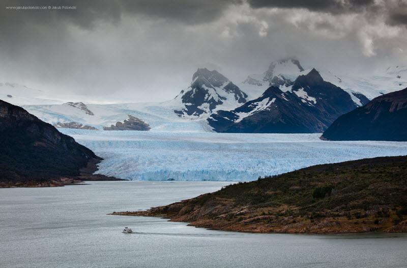 Живой лёд: фотографии ледника Перито Морено