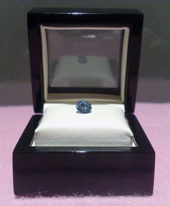 Бриллианты из праха