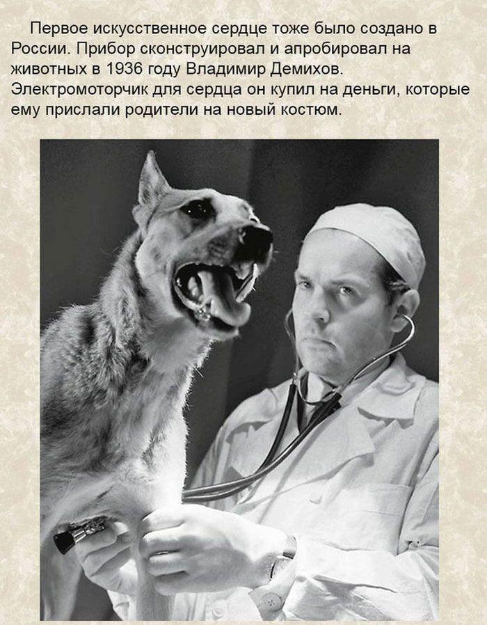Факты о русских, которых вы не знали