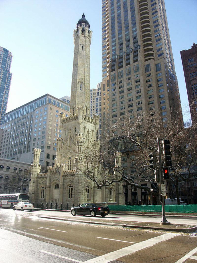 Гармоничные сочетания старой и современный архитектуры