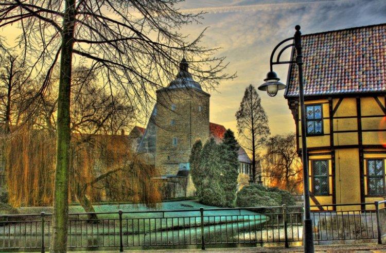 HDR-фотографии Германии от Даниэля Меннериха
