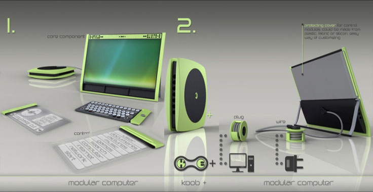 Компьютеры ближайшего будущего