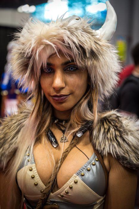 Косплеи New York Comic Con 2014