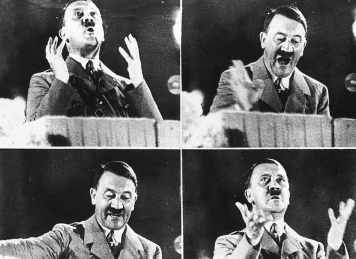 Подробности про Гитлера