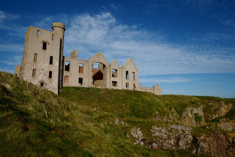 10 самых интересных замки Шотландии
