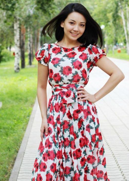 Подборка фото красивых казахских девушек