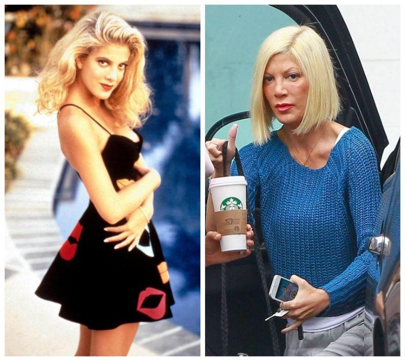 """Актеры сериала """"Беверли-Хиллз 90210"""" тогда и сейчас"""