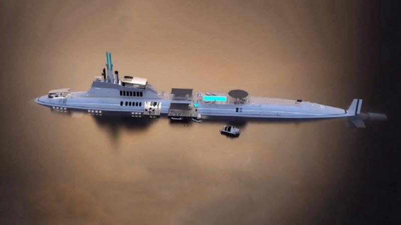 Частные подводные лодки