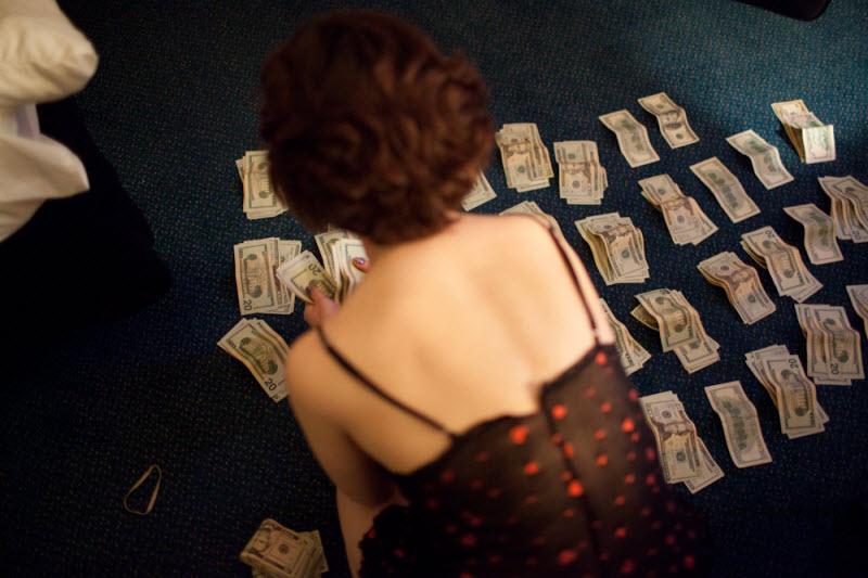 Из жизни 21-летней проститутки