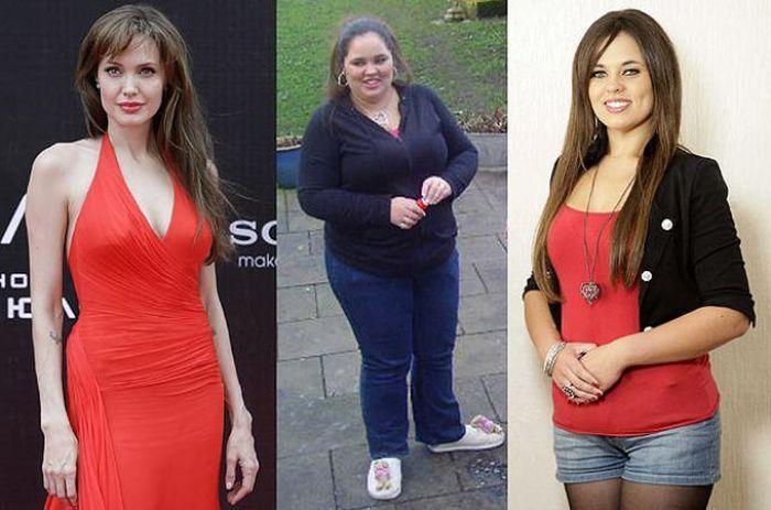 История удивительного похудения