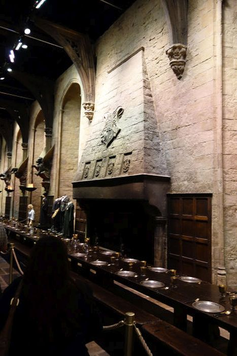 Студия съемок «Гарри Поттера»