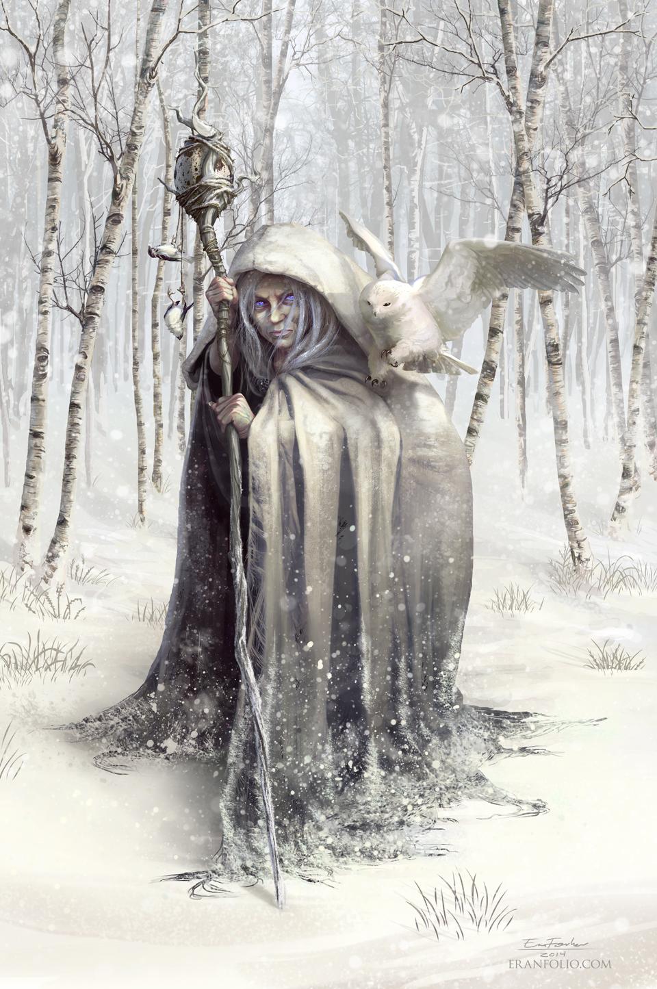 Иллюстрации Eran Fowler